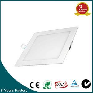 Wholesale Downlights: Square 3w/6w/9w/12w/24w LED Downlight Slim