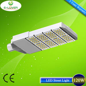 Wholesale philippines distributor: High Bright Good Quality 120W LED Street Light