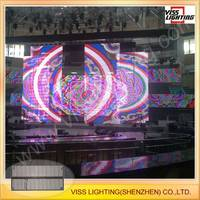 Sell P12 led curtain screen display