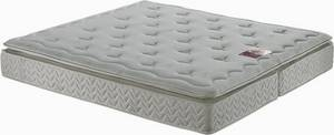 Wholesale plush pillows: Plush Pillow-top Mattress with Natural Latex & Pocket Spring