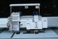 Sell Laser embroidery machine