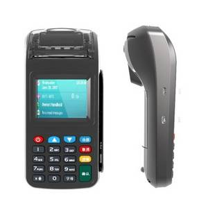 Wholesale digital barcode scanner: Mobile POS Terminal with Barcode Scanner Built-in Card Reader for Data Collection