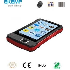 Wholesale ev battery pack: EKEMP Android  Capacitive Touch Screen Biometric Rugged Tablet PC with Bluetooth and Camera