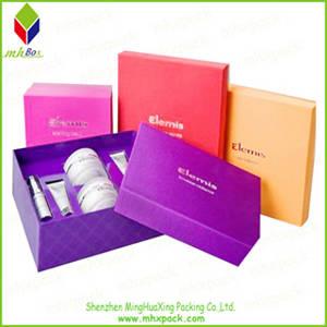 Wholesale cosmetic box set: Wholesale Set Cosmetic Storage Paper Box