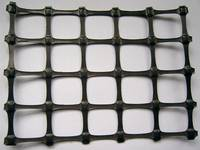Sell polypropylene biaxial geogrid 25kN/m
