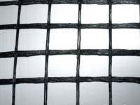 Sell polyester woven biaxial geogrid 30/30kN/m coated sbr