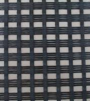 Sell polyester woven biaxial geogrid 80/80kN/m
