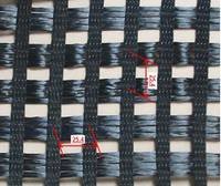 Sell polyester woven geogrid 100/100, coated SBR