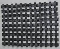 PET Biaxial Woven Geogrid 100/100 Coated SBR