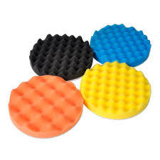 Wholesale car polisher: Widely Used in Cars Direct Factory Very Soft Custom Size Polish Applicator Pads for Car