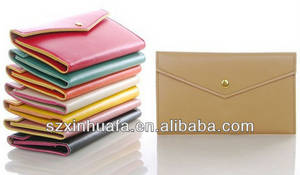 Wholesale wallets: Factory Customize PU Purse, Fashion Wallet