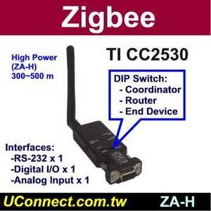Wholesale Telecom Parts: Zigbee RS232 Adapter