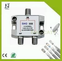 Sell 5-2400MHz 2 Way Satellite Splitter (SSPDR2W)