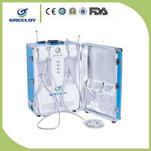 Wholesale Dental Unit: Dental Supply Dental Instruments Portable Dental Unit for Clinic