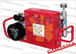 Wholesale cng for vehicle: GS - 206 Type Fire Breathing Air Compressor/Fire / 25 Mpa High-pressure Air Compressor Air Compresso