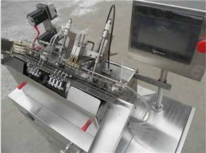 Wholesale sealing machine: PCL Touch Screen Adjustable Speed Control Ampoule Filling Sealing Machine