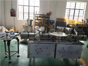 Wholesale bottling machine: Frequency Control Stainless Steel Vial Bottle Filling Capping Machine