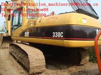 Sell Original Used CAT 330C Excavators For Sale