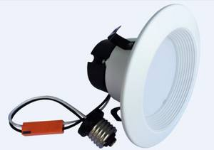 Wholesale Downlights: LED Downlight E26 4inch 8W UL ESaprroved