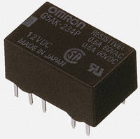 Ultra-small Low Power Relay/PCB Relay