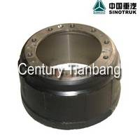 Sinotruk Howo Parts Brake Drum