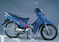 Motorcycle XY110VI