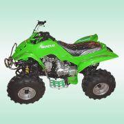 XY110ST-2 Cool 110cc ATV with Four-Stroke, Air-Cooled Engine,...