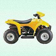 XY150ST Four-Stroke 150cc ATV with Light and Four Liters...
