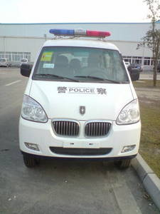 Wholesale police car: Shineray Police Car Patrol Vagon A9
