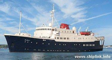 Sell Mini Cruise Ship 35cabins 81pax Ship For Sale