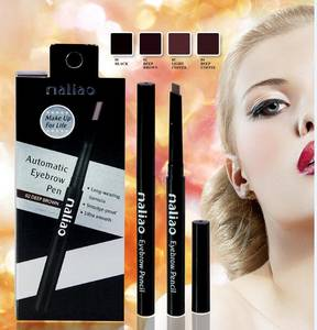 Wholesale makeup pencil: Maliao Automatic Eyebrow Pencil Private Lable Makeup 4 Colors Available