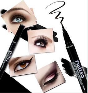Wholesale eyeliner: Maliao Black Liquid Eyeliner Pen Waterproof Name Brand Eyeliner Makeup