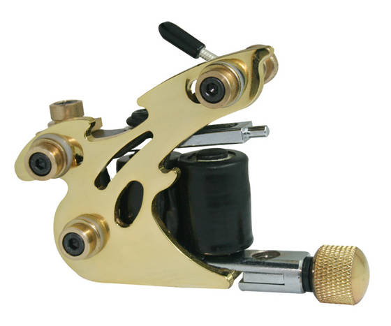 (Tattoo Machine,Tattoo Gun ) tattoo gun set up