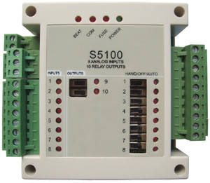 Wholesale second hand bus: 12 Bits , 0-20mA,0-5V Analog Modules, 10 Relay Outputs