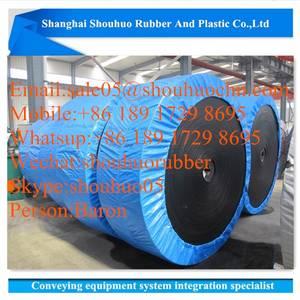 Wholesale conveyor belt: Rubber Conveyor Belt Made in China