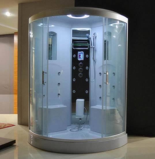 Sell Prefab Modular Bathroom Fiberglass Shower Stall - Hangzhou ...