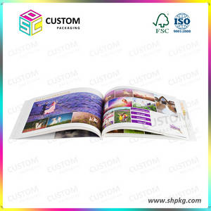 Wholesale printing service: Magazine and Brochure Printing Service