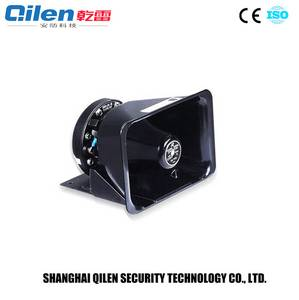 Wholesale police car: Waterproof Portable Professional Police Car Horn TNE-150