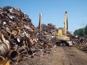 Wholesale Steel Scrap: HMS Scrap