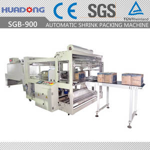 Wholesale alloy steel bar: Automatic Heat Shrink Packaging Machine
