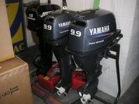 Used and Brand New Boat Engines