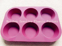 6 Holes Soap Molds Silicon Sale SC-009