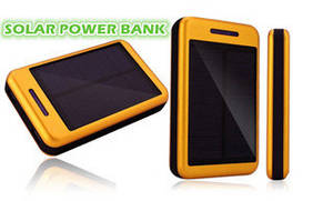 Wholesale mobile solar charger: Solar Power Bank / Environmental Solar Power Bank / Solar Mobile Power / Solar Mobile Charger