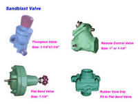 Sandblasting Valve for Sandblasting Thompson Valve Remote ...