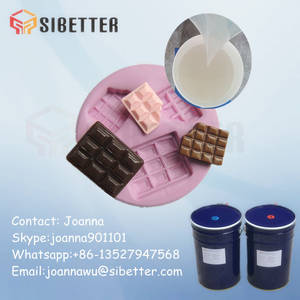 Wholesale cake: Cake Mould Making Silicone Liquid Raw Material