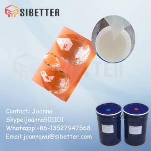 Wholesale liquid silicone rubber: Liquid Silicone Rubber for Jewelry Molding Raw Material