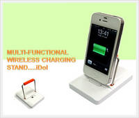Sell [Mobile Phone Charger]Multi-functional Wireless Charging Stand (I-Dol)