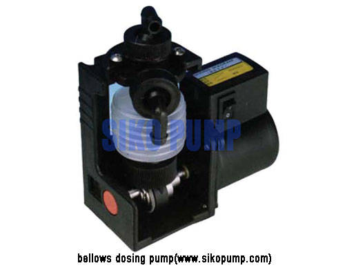 Bellows dosing pump from shanghai siko manufacture co