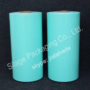 Wholesale Stretch Film: Manufacturer! ! Farm Plastic Silage Film for Agriculture Storaging, Stretch Film for Canada Market