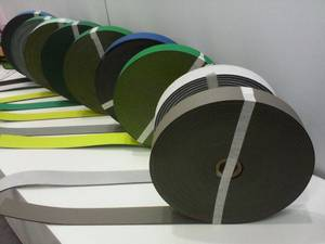 Wholesale transmission belt: Nylon Rubber Flat Transmission Belt